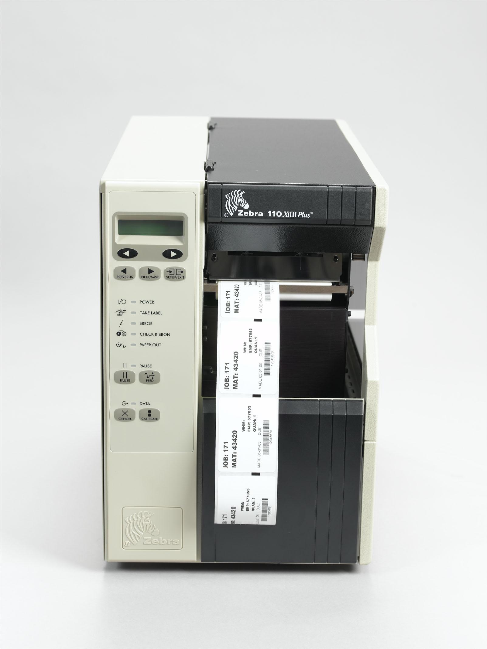 ed57ed139c Zebra Label Printer - Spectrum Technologies