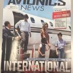 Avionics News Front Page
