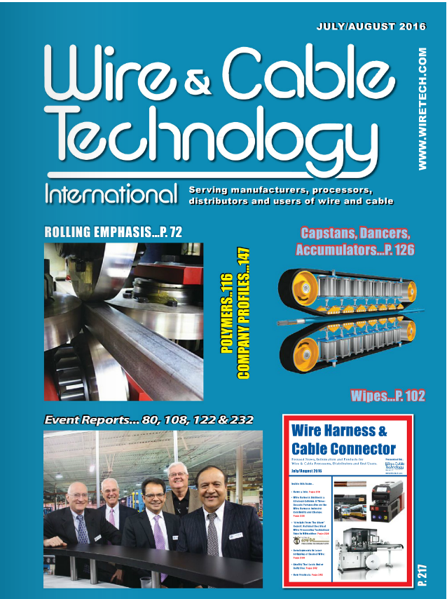 Wire And Cable Technology Magazine Article Spectrum