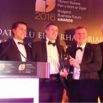 Spectrum Scoop Two Awards at the Bridgend Business Awards